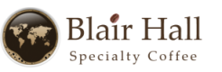Blair Hall Coffee Logo